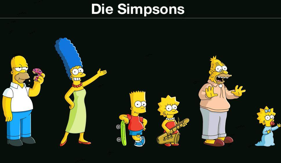 Die Simpsons k