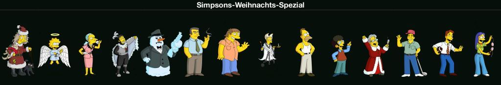 Simspons Weihnachts Special k